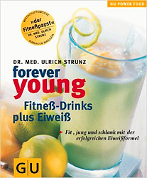 Forever Young Fitneß-Drinks plus Eiweiß