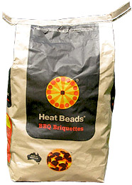Grill-Briketts von Heat Beads®
