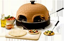 tisch pizza backofen