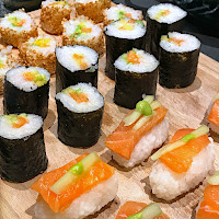 Selfmade-Sushi by Tonia